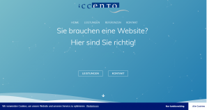 iccento web solutions - Agentur Holger Hagenlocher - iccento.de