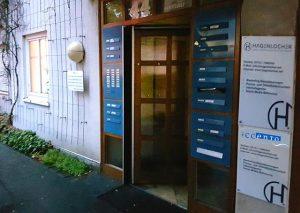 iccento web solutions, Büro Singen, Schwarzwaldstraße 44