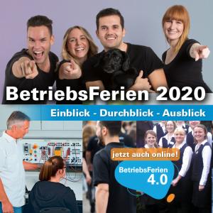 Banner BetriebsFeriern 4.0 Aktion BetriebsFerien im Landkreis Esslingen