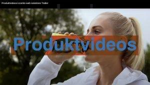 Produktvideos von iccento web solutions
